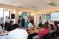 Delegación Hondureña Visita Cojutepeque.