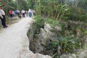 Reparación Cárcava, Cantón El Carrizal