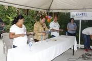 Inauguración Proyecto Ctn. El Carrizal, Sector La Escueal