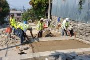 Reparación de Calle Principal Col. El Progreso