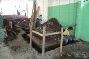 Construcción de desvestideros