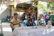 Inauguración de Proyecto Col. Las Brumas