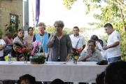 Inauguración de Proyecto en el Pasaje 9 de la Col. San Antonio II