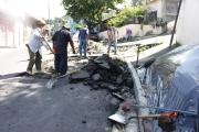 Reconstrucción badenes Col. Santa Leonor