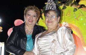Coronación Reina del Club del Adulto Mayor