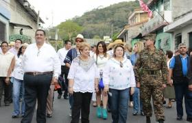 Desfile Típico 2015