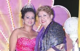 Coronación Reina del Festival Gastronómico