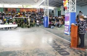 Festival Estudiantil de Gimnasia