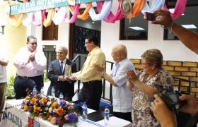 Inauguración VII Feria Artesanal