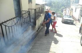 Todos Contra El Dengue y el Chikungunya