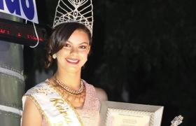 Coronación Reina de Turismo